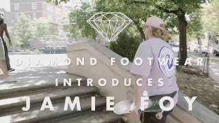 Diamond Footwear Welcomes Jamie Foy to the team!