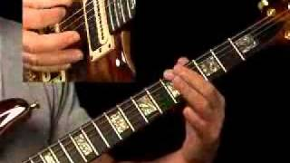 Blues Guitar Lessons - #9 Dominant Blues - Bluesology