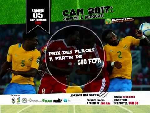 Spot Publicitaire Gabon vs Soudan