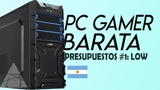 presupuesto pc barato apex legends
