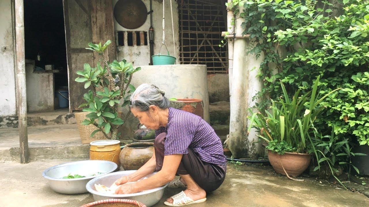 VỊT OM SẤU THƠM NGON Mẹ nấu cho bữa cơm trưa hè ( cơm Mẹ Nấu)