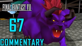 Final Fantasy VII Walkthrough Part 67 - Back To the Midgar Underground