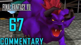 Final Fantasy VII Walkthrough Part 67 - Back To the Midgar Underground