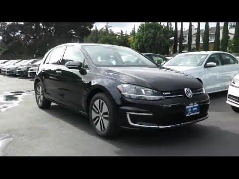 2017 Volkswagen E-golf SE San Jose  Sunnyvale  Hayward  Redwood City  Cupertino