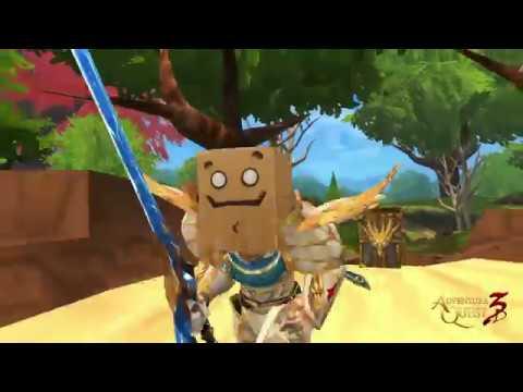 AQ3D Keep Runnin - 2019   AdventureQuest 3D