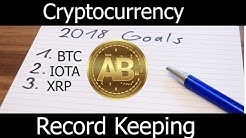 Cryptocurrency Record Keeping To Track Exchange and Trades
