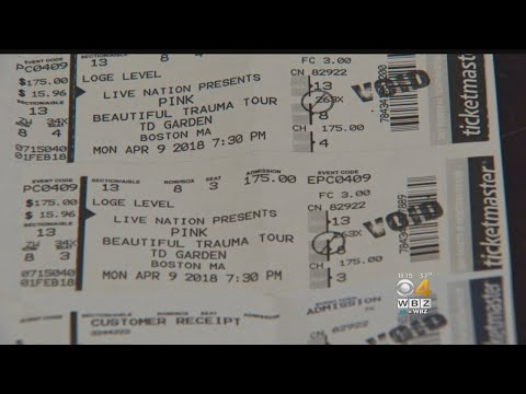 Dozens Of Pink Fans Scammed By Fake Tickets