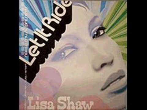 Lisa Shaw – Let It Ride - Jimpster Remix Lyrics | Genius ...