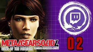 Metal Gear Solid 4: Guns of the Patriots | Metal Gear Saga Part 31: Rat Patrol | Stream Four Star