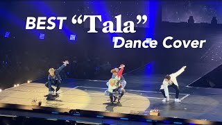 K-POP GROUP WINNER DANCES 'TALA'