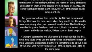 Creepypasta: Dead Bart [Remake]/A Dead Bart Update