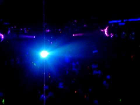 Public Domain LIVE @ Rise (Perth - Australia) playing 'Vibrations' (pt1)