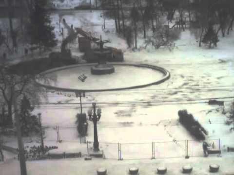 Школы Северо-Курильского района второй день не работают из-за непогоды