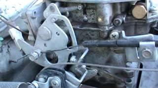 Carburetor bo'g'ib belgilash 21083 DAAZ. DIY!
