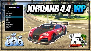 » GTA 5 PC - 1.34 - 1.42 ONLINE/OFFLINE | Jordans-VIP MOD MENU | |ANTIBAN & SAFE