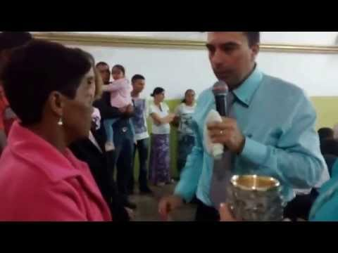 CRUZADA DE MILAGRES - Cura De Câncer ( Pr Márcio Rodrigues)