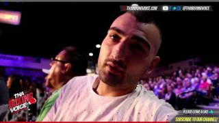 Vanes Martirosyan signs with Don King, on a rematch with Demetrius Andrade