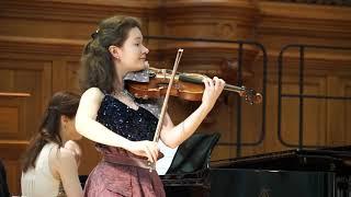 Мирослав Скорик  Карпатская рапсодия для скрипки и фортепиано