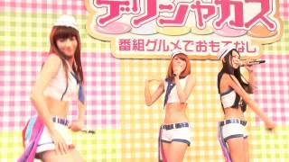 2013/7/26 ウェザーガールズ@夏サカス2013(赤坂)ミニライブ