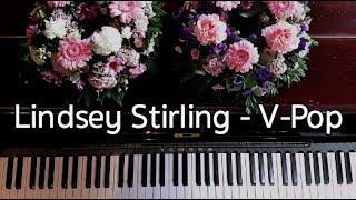 """Lindsey Stirling - """"V-Pop"""" Cover"""