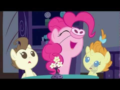 Pinkie Pie's Piggy Dance (Oink Oink Oink Song) [Lyrics + Download Link]