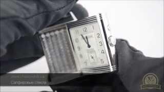 Швейцарские часы Jaeger-LeCoultre Reverso Duo(Наши работы. Обзор. Краткая характеристика часов Jaeger-LeCoultre Reverso Duo. Часовщик - ремонт швейцарских часов. www.chasov..., 2015-03-24T09:55:28.000Z)