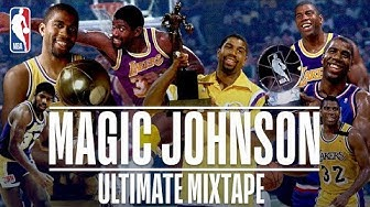 Magic Johnson ULTIMATE Mixtape!