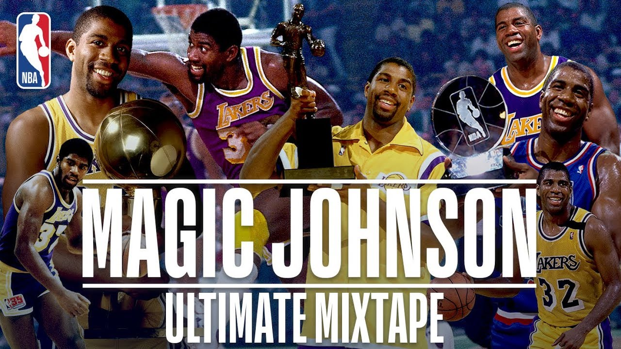 Magic Johnson Ultimate Mixtape Youtube