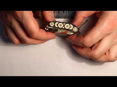 DIY |  HOW TO MAKE PAPER TANK | tanks | BESTPAPERMODELS