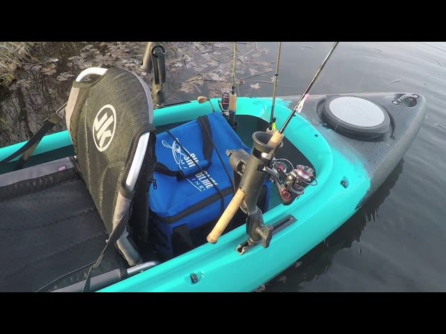 Jackson Kilroy - First Paddle
