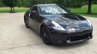Nissan 370Z New Photos Videos