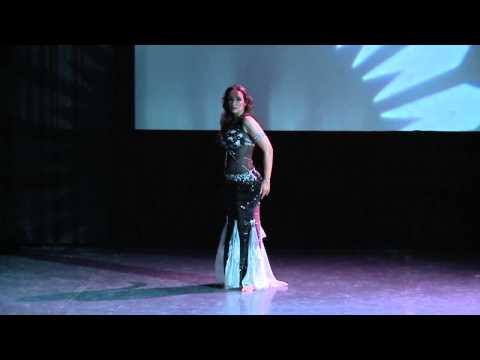 Aisa Lafour  Belly Dancer Enta Omri Live At SHRQ Symposium Prague