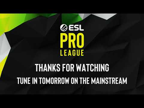 Live: ESL Proleague Season 9 Final - B Stream - Day 3