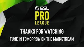 Live: ESL Proleague Season 9 Final - B Stream - Day 3