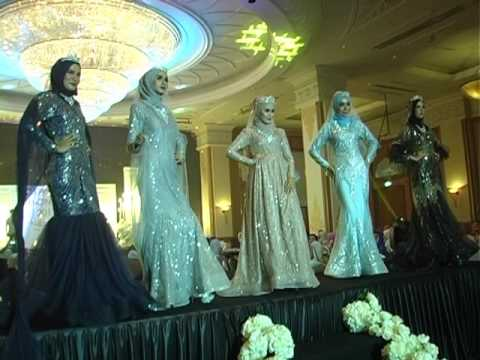 KELANTAN FASHION NIGHT 2017 BY QAYRA COUTURE