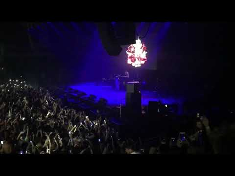 Migos - Get Right Witcha Entrance Auckland Concert Live Performance