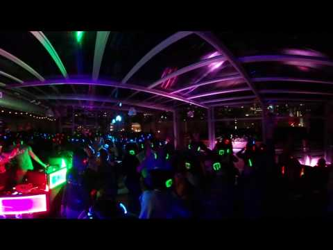 360 Quiet Clubbing Experience - Sat nights at Stage 48 Rooftop