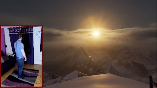 THE MOST BEAUTIFUL VR GAME EVER!!!!! EVEREST VR ON OCULUS RIFT