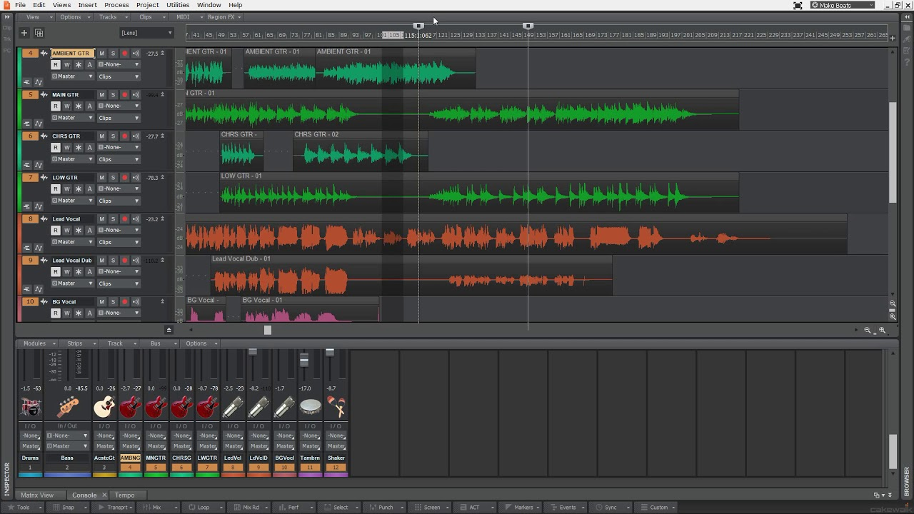 Image result for cakewalk bandlab