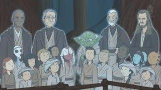 Как Должен Был Закончиться Фильм Звёздные Войны: Возвращение Джедая