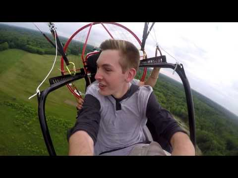 Powered Paraglider Trike Ride