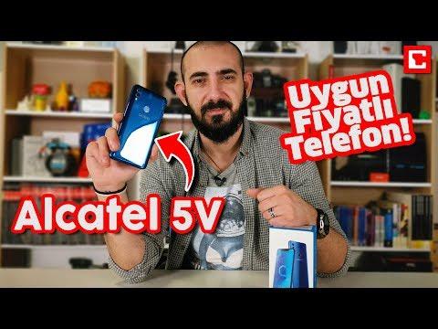 Alcatel 5V İnceleme - Uygun Fiyatlı Telefon