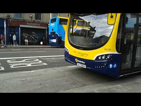 *NEW* SG79 on Eden Quay working the 151 route