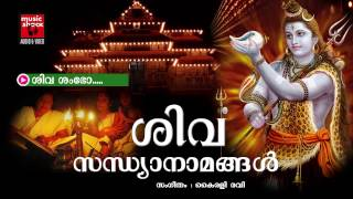 ശിവ ശംഭോ | Hindu Devotional Songs Malayalam | Shiva Sandhya Namam | Shiva Devotional Songs