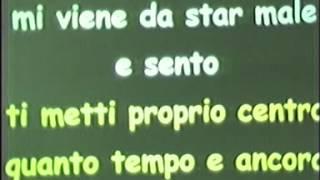 TANTO TEMPO ANCORA (Biagio Antonacci) - base karaoke