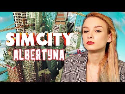 Albertyna GRA W SIMCITY! #1