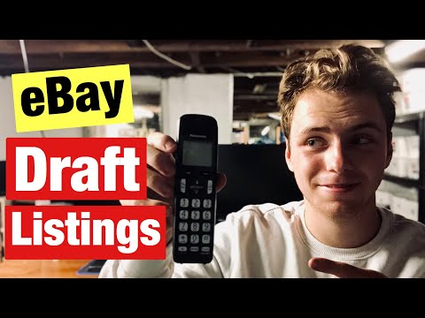 The fastest way to list on eBay? Listing on your phone!