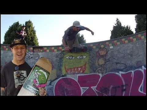 Kensington Skatepark - Boarder Labs and CalStreets Skateboard Vlog!