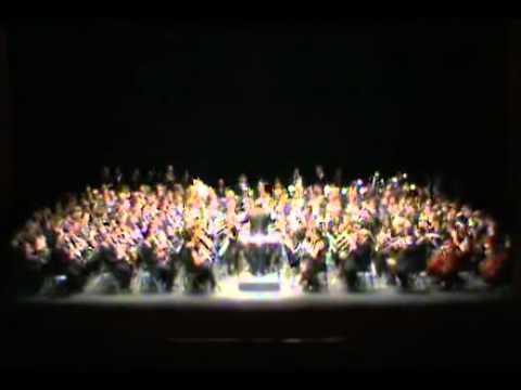 Concierto 20 Aniversario Banda Conservatorio Albacete - Manchego y Levantino
