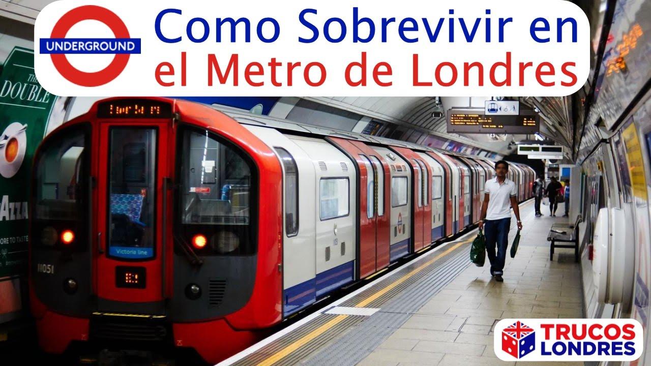 Sobrevivir En El Metro De Londres Youtube